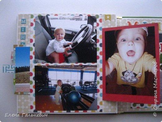 Мини-альбом про внуков!Остатки сладки! фото 10