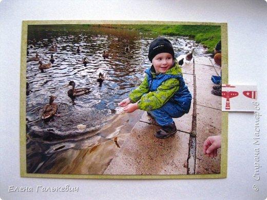 Мини-альбом про внуков!Остатки сладки! фото 11