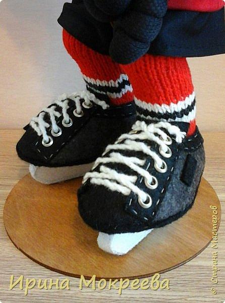 Хоккеист к 23 февраля. фото 3
