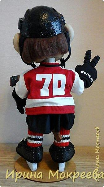 Хоккеист к 23 февраля. фото 4