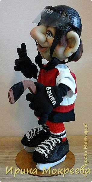 Хоккеист к 23 февраля. фото 5