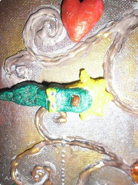 Всем добрый вечер. Увидела Часы с совятами так они мне понравились и хотелось повторить. А тут попросили сделать детские часы. И отталкиваясь от увиденного  родились мои часики. Давайте посмотрим.)))) фото 5