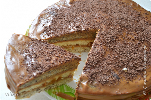 Рецепт торт Мудрый еврей (жадный еврей)