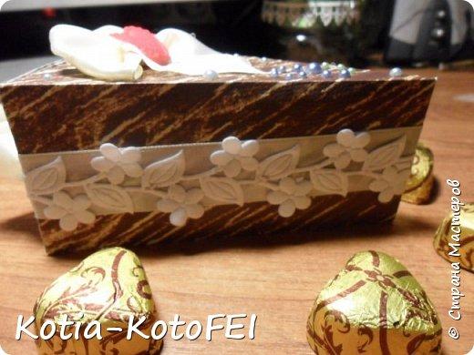 23 февраля уже сегодня)))Сюрприз для сладкоежки мужа))) фото 2