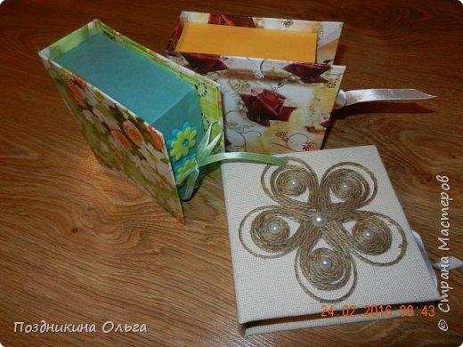 Коробочки для секретов фото 1