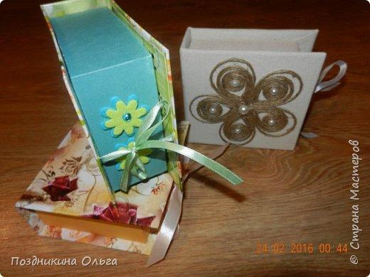 Коробочки для секретов фото 2