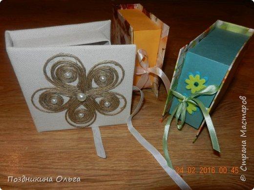 Коробочки для секретов фото 4