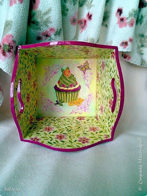 Всем доброе утро !Хочу показать вам свою конфетницу,началась подготовка к 8 марта:-)  фото 6
