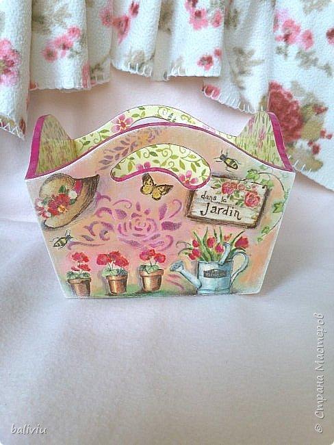 Всем доброе утро !Хочу показать вам свою конфетницу,началась подготовка к 8 марта:-)  фото 3