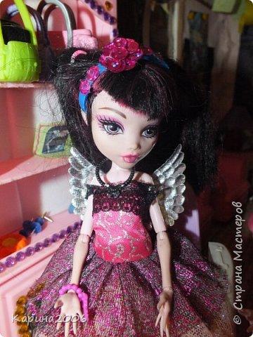Ободки для кукол Монстр хай. фото 2