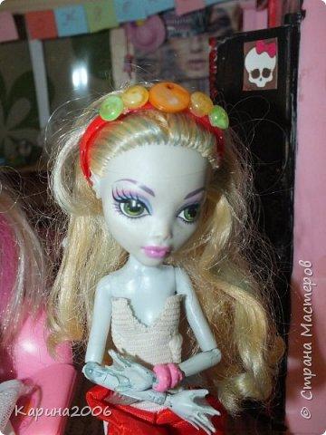Ободки для кукол Монстр хай. фото 6