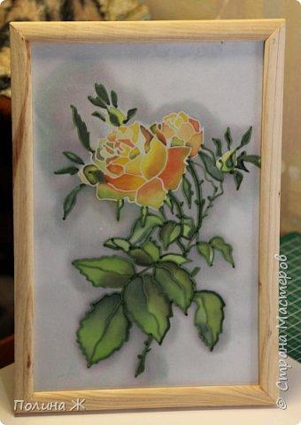 Вот одно из моих увлечений - батик , рисунок по ткани. Я очень люблю рисовать!
