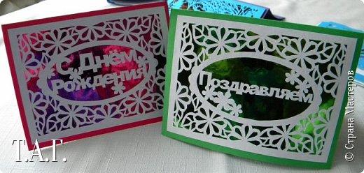 """Начав подготовку подарков к Дню защитника Отечестав, столкнулись с отсутствием новых схем для """"мальчиковых"""" открыток.  фото 24"""