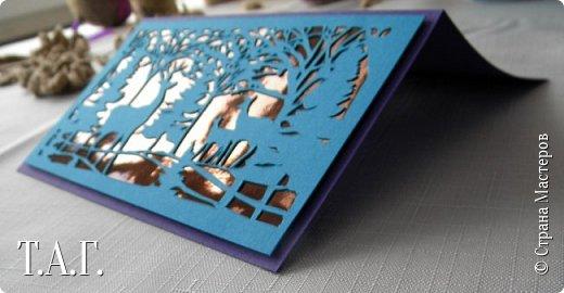 """Начав подготовку подарков к Дню защитника Отечестав, столкнулись с отсутствием новых схем для """"мальчиковых"""" открыток.  фото 17"""