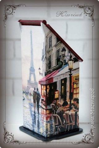 """Чайный домик """"С мечтами о Париже"""" фото 3"""