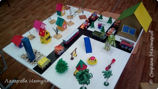 Подготовились к выставке технического творчества. фото 1