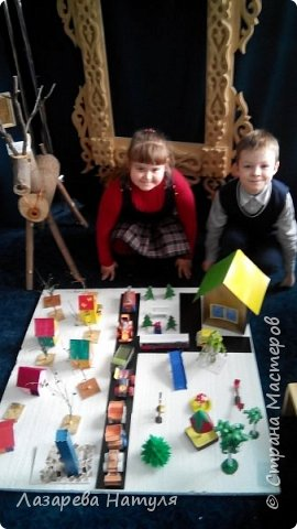 Подготовились к выставке технического творчества. фото 2