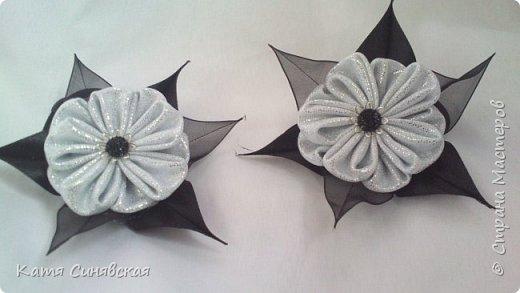 Мои новенькие цветочки. Резиночка. фото 4