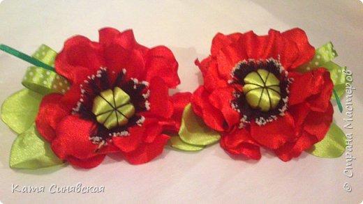 Мои новенькие цветочки. Резиночка. фото 8