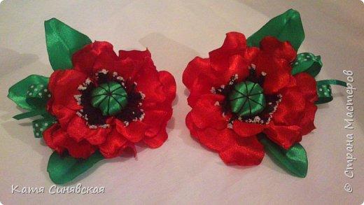 Мои новенькие цветочки. Резиночка. фото 9