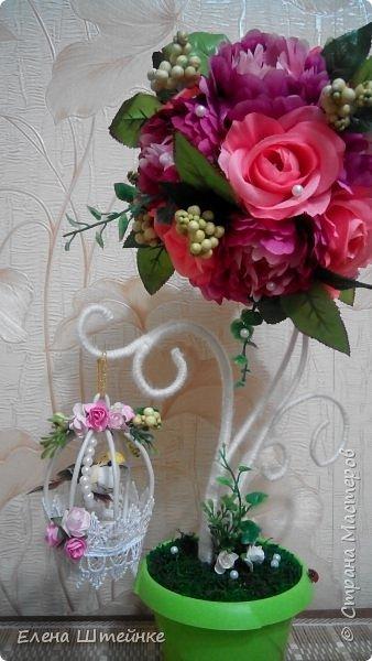 Спасибо большое Olga Kir http://stranamasterov.ru/user/351158, за идею и вдохновение! фото 3