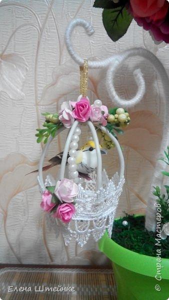 Спасибо большое Olga Kir http://stranamasterov.ru/user/351158, за идею и вдохновение! фото 4
