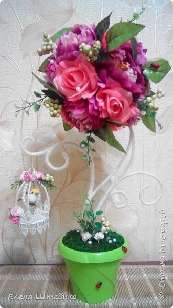 Спасибо большое Olga Kir http://stranamasterov.ru/user/351158, за идею и вдохновение! фото 1