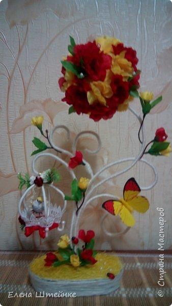 Спасибо большое Olga Kir http://stranamasterov.ru/user/351158, за идею и вдохновение! фото 2