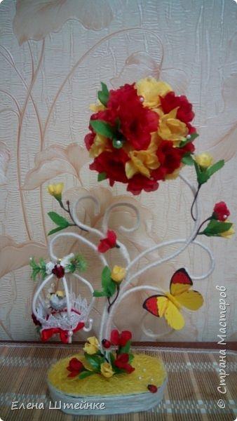 Спасибо большое Olga Kir http://stranamasterov.ru/user/351158, за идею и вдохновение! фото 6