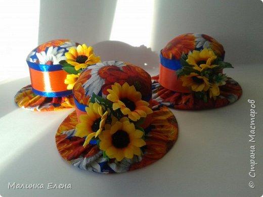Шляпки-игольницы фото 5
