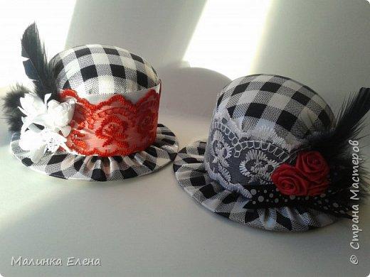 Шляпки-игольницы фото 2