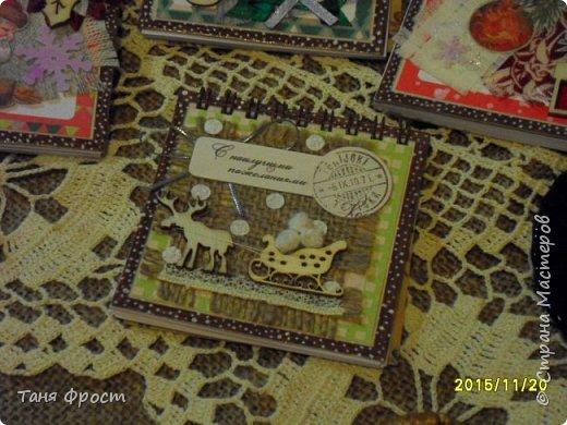 Новогодние блокноты фото 7