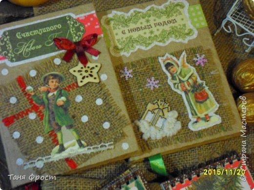Новогодние блокноты фото 3