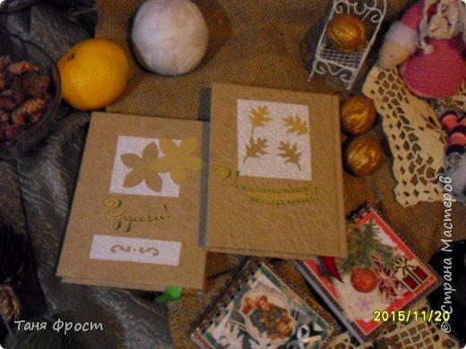 Новогодние блокноты фото 4