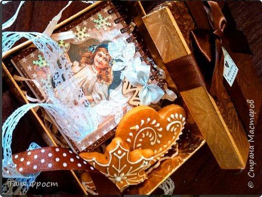 Новогодние блокноты фото 2
