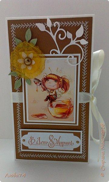 Всем доброго вечера! Оригинальные упаковки для шоколада всегда порадуют ваших близких и знакомых!  Шоколадница № 1. фото 19