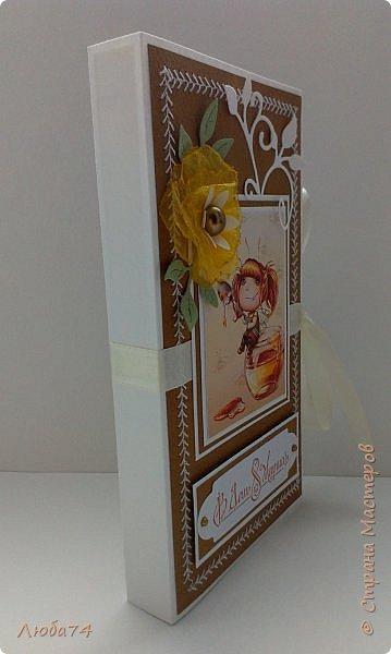 Всем доброго вечера! Оригинальные упаковки для шоколада всегда порадуют ваших близких и знакомых!  Шоколадница № 1. фото 22