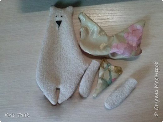 Полярный мишка МК фото 10