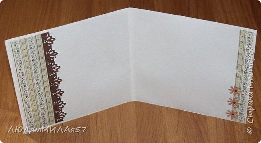Здравствуйте всем!!! Решила сделать несколько открыток к 8 Марта,а поскольку легких путей мы не ищем усложнила себе задачу ,решив сделать открытки с одним и тем же цветком,но разного цвета,сделаны цветы по МК Светланы Б.,а за одно решила и расстаться с вырубкой,что мне прислали девочки по обмену АТСочками.Вот что у меня получилось! фото 11