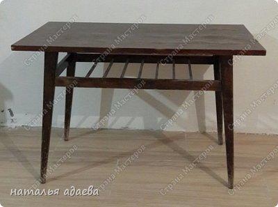 Журнальный столик для мальчика. фото 2