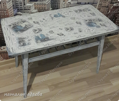 Журнальный столик для мальчика. фото 1