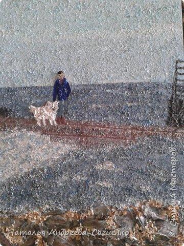 Картины из рыбьих костей и чешуи фото 2