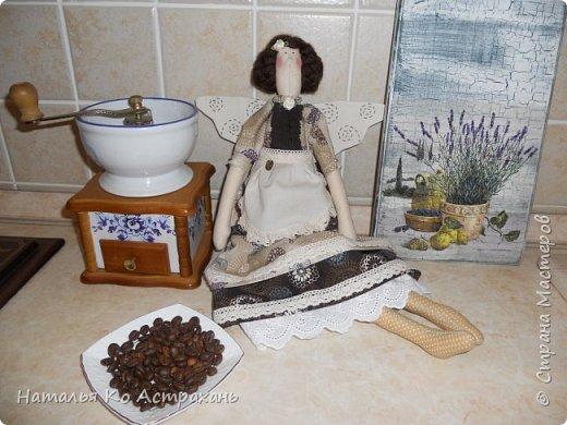 Доброго времени суток, дорогие мастера и мастерицы! Решила показать своих кукол, которых шью с удовольствием. Сегодня это - феечки. фото 13
