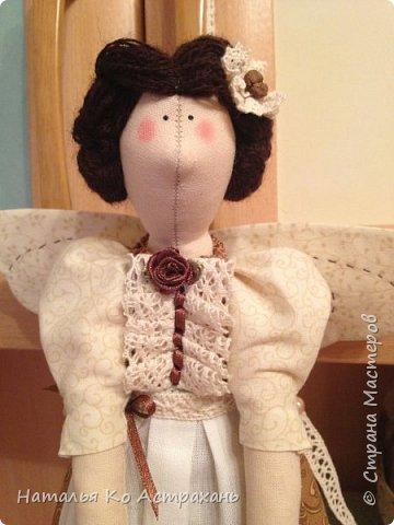 Доброго времени суток, дорогие мастера и мастерицы! Решила показать своих кукол, которых шью с удовольствием. Сегодня это - феечки. фото 10