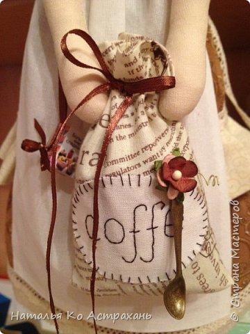 Доброго времени суток, дорогие мастера и мастерицы! Решила показать своих кукол, которых шью с удовольствием. Сегодня это - феечки. фото 12