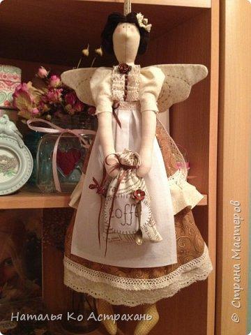 Доброго времени суток, дорогие мастера и мастерицы! Решила показать своих кукол, которых шью с удовольствием. Сегодня это - феечки. фото 11