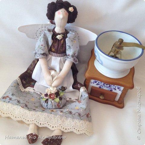 Доброго времени суток, дорогие мастера и мастерицы! Решила показать своих кукол, которых шью с удовольствием. Сегодня это - феечки. фото 6