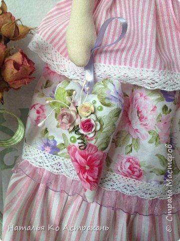 Доброго времени суток, дорогие мастера и мастерицы! Решила показать своих кукол, которых шью с удовольствием. Сегодня это - феечки. фото 5