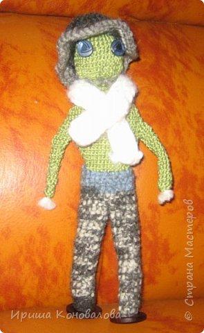 Решила показать кое-что из моего вязания. Много фото. фото 1