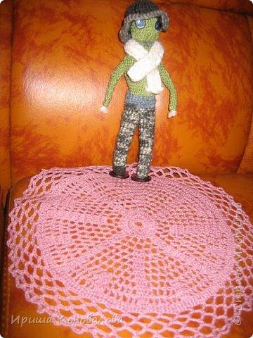 Решила показать кое-что из моего вязания. Много фото. фото 2